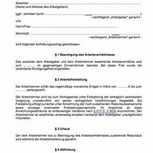 Kündigungsfrist Berechnen Arbeitgeber : k ndigung kostenlose vorlagen und muster zum download ~ Themetempest.com Abrechnung