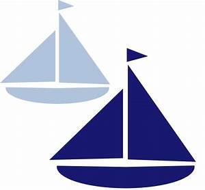 Sailboat Silhouette Clip Art at Clker.com - vector clip ...