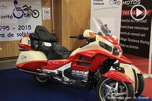 Moto A 3 Roues : salon moto de paris la honda goldwing 3 roues comme un moto magazine leader de l ~ Medecine-chirurgie-esthetiques.com Avis de Voitures