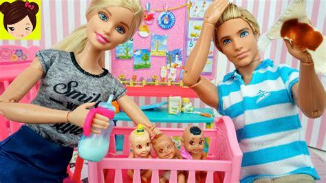 Titit juegos roblox princesas / desfilando en roblox fashion frenzy con titi juegos | doovi. Barbie y Ken cuidan a los Bebes en la Guarderia de Barbie - Los Juguetes de Titi - YouTube