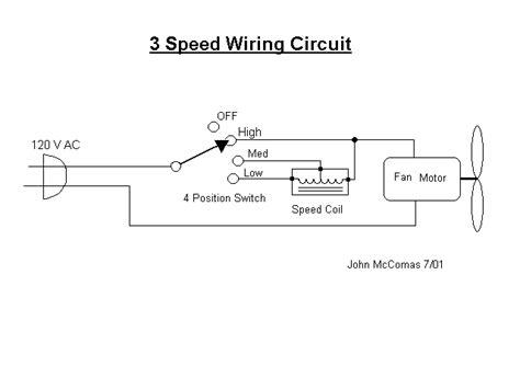 3 speed fan motor wiring impremedia net