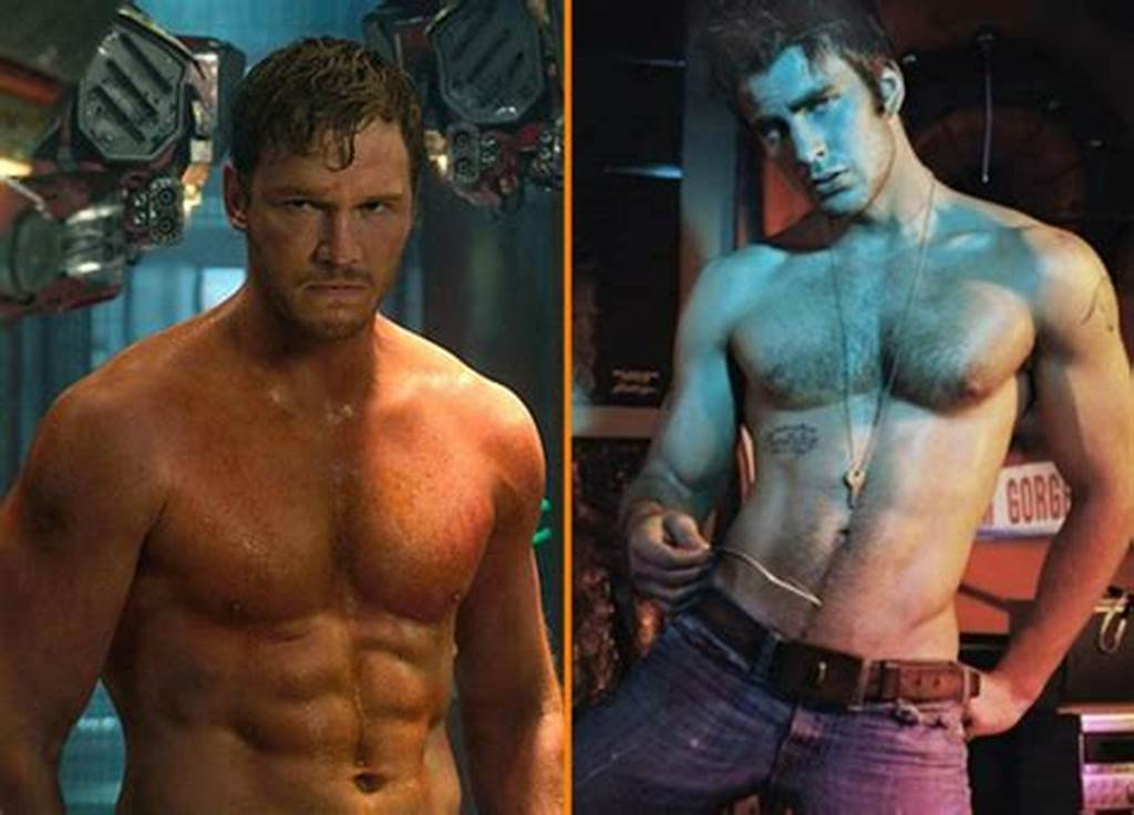 #Chris #Pratt #Agrees #Gay #Threesome #With #Chris #Evans, #Robert