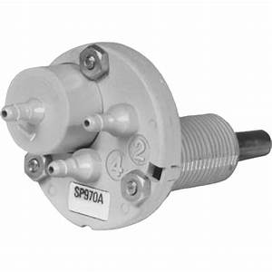 Honeywell Sp970a1005  U Manual Or Minimum Position Pressure