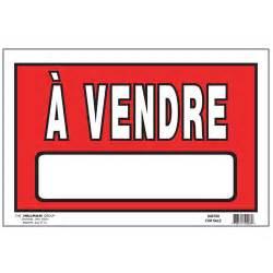Le Jieldé à Vendre by Pancarte 192 Vendre 12 Po X 16 Po Affiches Pancartes Canac