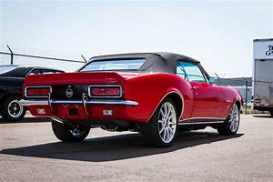 1967 Camaro Convertible - The Iron Garage