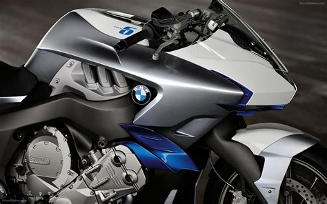 Bmw Motorrad Concept 6 Widescreen Exotic Bike Picture #13