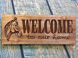 Welcome, Sign, Wooden, Signs, Custom, Wood, Sign, Welcome, To, Our