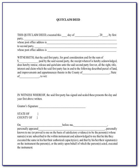 quit claim form newatvsinfo