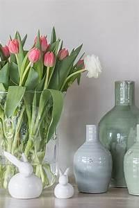 Moderne Vasen Von Designer : erfrischende osterdeko mit fr hlingsbl hern sch n bei dir by depot ~ Bigdaddyawards.com Haus und Dekorationen