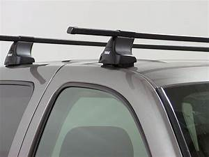 Thule Roof Rack For Chevrolet Silverado  2011