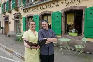 Restaurant La Petite Pierre : laure geyer et jean jacques laroche le blog de gilles ~ Melissatoandfro.com Idées de Décoration