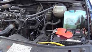 Fixing The Starter And Ground Wires On My Vw