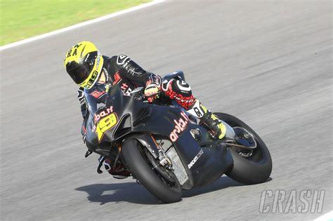 Debutant Bautista Riding Ducati World Superbike