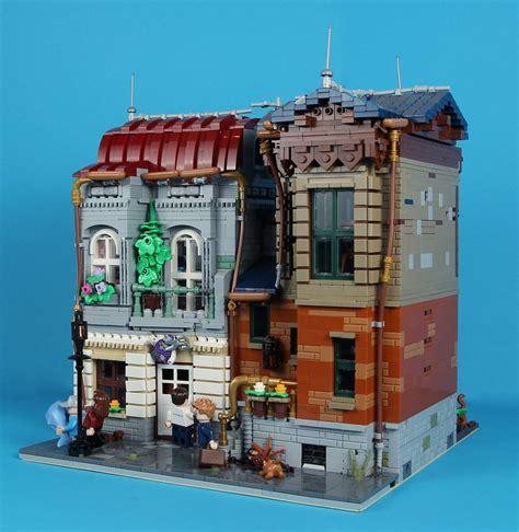 Modular building MOC - HelloBricks