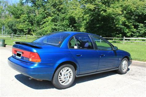 hayes car manuals 1999 saturn s series transmission control purchase used 1999 sl2 blue 4 door manual transmission no reserve in glenview illinois