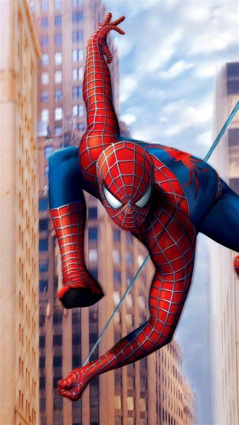 Spiderman Marvel Wallpaper Iphone 6 Plus Wallpaper