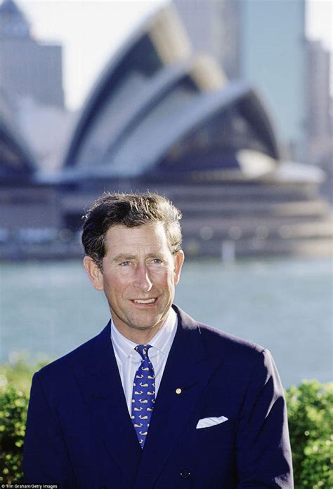 Prince Charles Younger Years