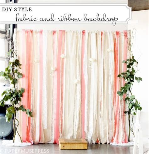 Photo Backdrop Diy by Diy Photo Backdrops 55 Amazing Easy Do It Yourself