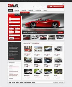 Auto Web : new used cars website template 38522 ~ Gottalentnigeria.com Avis de Voitures