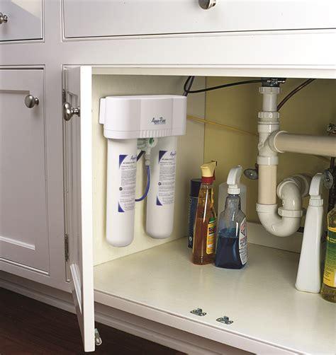water filtration system for kitchen sink 3m aqua sink water filtration