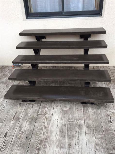 escalier de beton prefabrique escalier ext 233 rieur en b 233 ton pr 233 fabriqu 233 sur mesure
