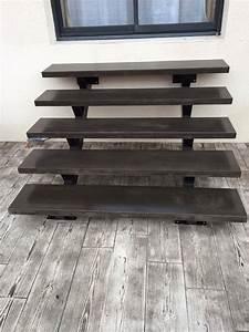 escalier exterieur en beton prefabrique sur mesure With escalier en beton exterieur