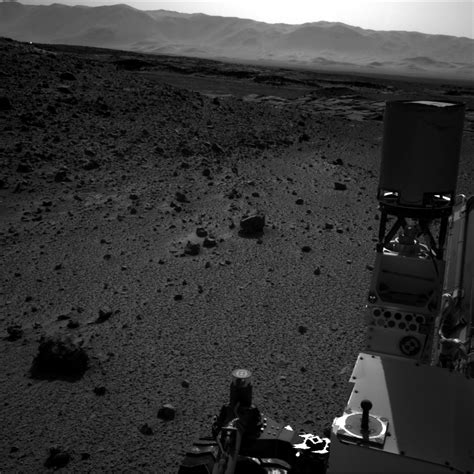Mars Light by Mysterious White Light On Mars Seen In Images Taken By