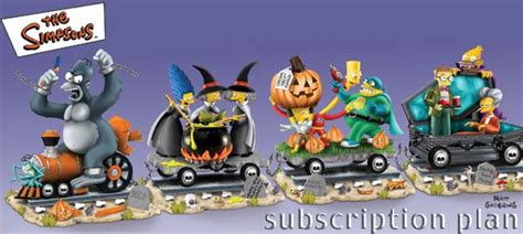 simpsons treehouse  horror halloween decoration idea