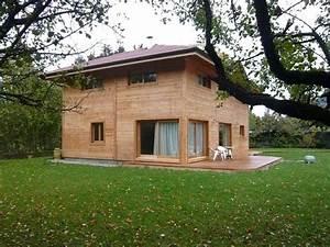ossature bois 4 pans 74 chalets sage maison chalet With abri de jardin contemporain 4 chalets sage maisons et chalets ossature bois la roche