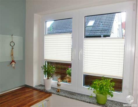 Fenster Vorhang Plissee by Da Macht Kochen Spa 223 Sensuna 174 Faltrollo Plissees Vom