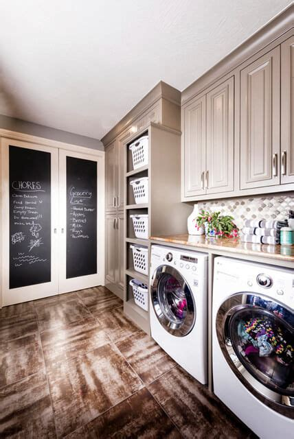 clever vertical storage ideas   laundry room