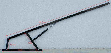 floor level bed frame bed design gas bed frame gas strut bed lift