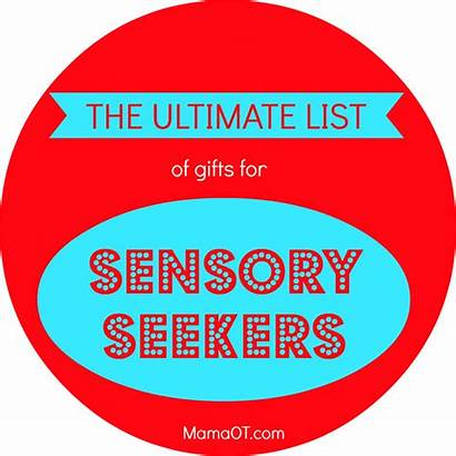 Sensory Toys Therapy Seekers Ultimate Ot Activities