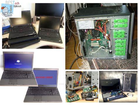 ordinateur portable bureau vall reparation des pc portable bureau maintenance à djibouti
