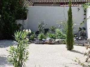 paysagiste montpellier jardin sec paysagiste jardin With amenagement jardin exterieur mediterraneen 4 amenagement jardin par paysagiste orphis montpellier deco