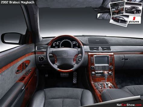 maybach interior car models