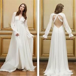 robe mariage style boheme la mode des robes de france With robe témoin mariage boheme