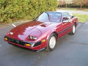 1984 Nissan Datsun 300zx by 1984 Datsun 300zx Nissan Turbo For Sale Photos Technical