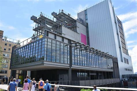Museo Whitney De Arte Estadounidense  Wikipedia, La