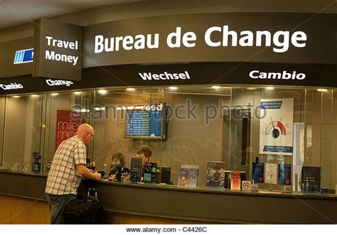 bureau de change birmingham airport travel stock photos travel stock images alamy