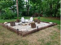 inspiring patio design ideas with fire pits Inspiration for Backyard Fire Pit Designs | Rivers, Fire ...