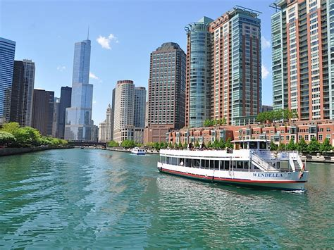 Wendella Boat Tours Promo by Vols Pas Cher Vers Chicago 224 Pd 358 Connections