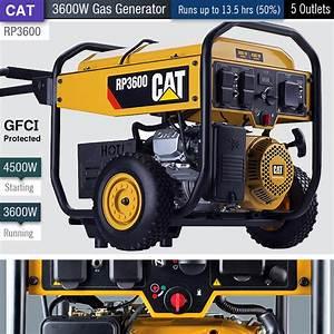 2019 Review  U2014 Cat Rp7500e Generator  U2014 Jobsite Generator