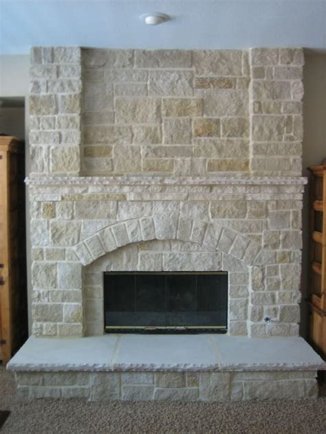 Installing Stone Veneer Fireplace   Fireplace Designs