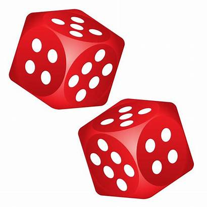 Dice Casino Transparent Numbers Background Die Craps