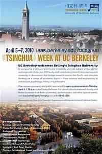"Campus hosts ""Tsinghua Week"" | Berkeley News"