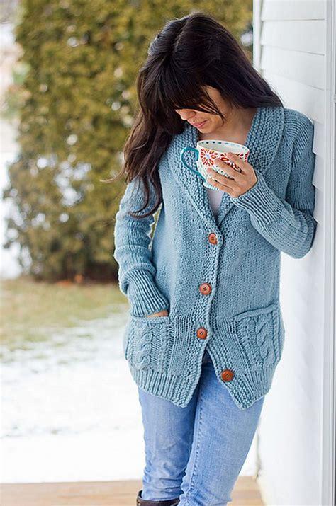 cardigan knitting pattern patterns knit collar shawl sweater cardigans oversized mujer sweaters cable chaqueta ravelry knitted lana cachemira cuello yarn