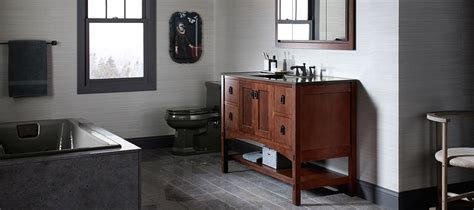 Bathroom Sinks : Choosing A Bathroom Vanity