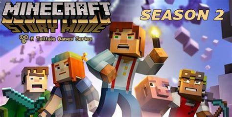 minecraft story mode season 2 release date