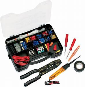 Atd-285 Atd 285 Pc  Assorted Electrical Wire Terminal Repair Kit